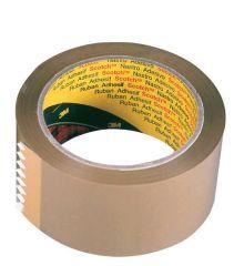 Balicí pásky - 48 mm x 66 m / hnědá