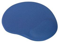 Podložka pod myš gelová LOGO - modrá