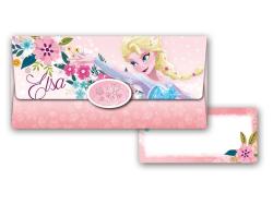 Obálka na peníze dětská - Elsa