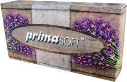 PrimaSoft kosmetické papírové kapesníky 2-vrstvé 100 ks
