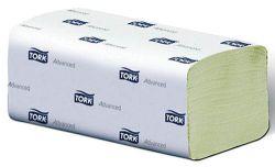 Tork papírové ručníky skládané Z-Z zelené 2-vrstvé 250 ks