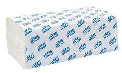 Tork papírové ručníky skládané Z-Z bílé 2-vrstvé 250 ks