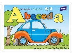 Omalovánky A5 - Abeceda