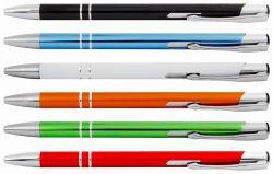 Kuličkové pero Ving Slim - barevný mix