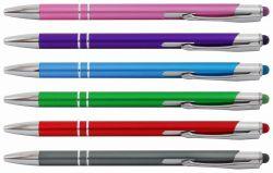 Kuličkové pero Bello touch - barevný mix