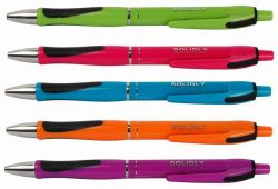 Kuličkové pero Solidly NEW - color mix