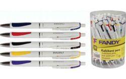 Kuličkové pero Solidly NEW - white mix