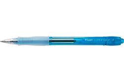 Kuličkové pero Pilot Super Grip Neon - modrá