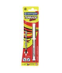 Roller Centropen TORNADO COOL 4775 - barevný mix / blistr