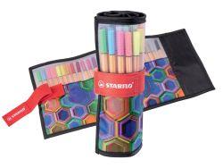 Liner STABILO® point 88 rollerset ARTY - set 25 barev