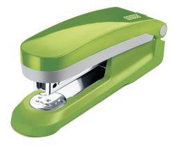 Kancelářský sešívač Novus E 25 fresh - zelená