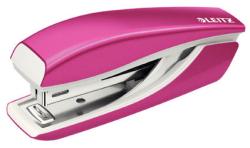 Leitz New NeXXt 5528 mini kancelářský sešívač metalická růžová