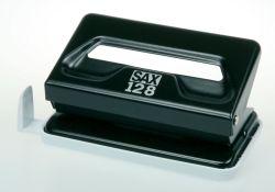 Kancelářský děrovač SAX 128 - černá