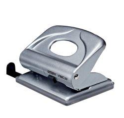 Rapid FMC20 kancelářský děrovač stříbrná