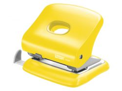Kancelářský děrovač Rapid Fashion FC30 - žlutá