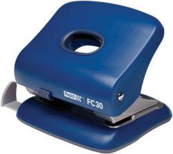 Rapid Fashion FC30 kancelářský děrovač modrá