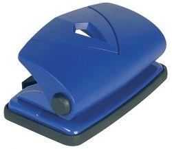 RON Conmetron 802 kancelářský děrovač modrá