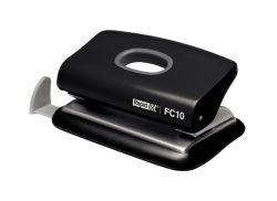 Rapid FC10 kancelářský děrovač černá