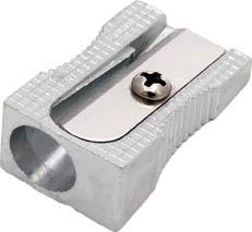 Sakota ořezávátko kovové BDA2193 chrom