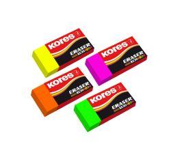 Neon pryž Kores KE30 měkká barevný mix 40303