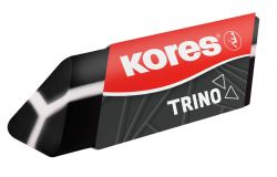 Pryž Kores TRINO - černo-bílá