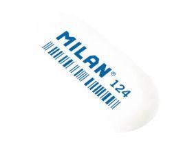 Milan pryž 124 měkká bílá CMM124