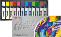 Pastely suché Artist - 12 barev