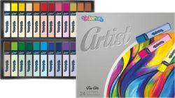 Pastely suché Artist - 24 barev