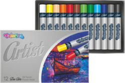 Pastely olejové Artist - 12 barev