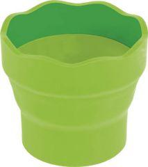 Kelímek na vodu Faber - Castell CLIC&GO - světle zelená