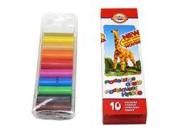 Plastelína - 10 barev / 200 g