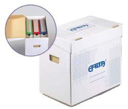 Úložný box Emba - bílá / TYP I