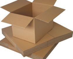 Krabice klopová - 3 vrstvá / A4 / 305 x 215 x 230 mm