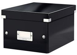 Krabice Leitz Click & Store - S malá / černá