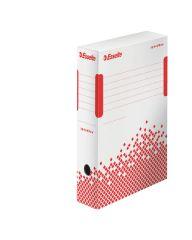 Archivní box Speedbox - hřbet 8 cm / bílá / 623985