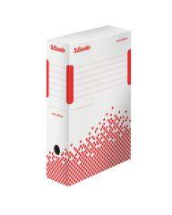 Archivní box Speedbox - hřbet 10 cm / bílá / 623908