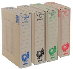Box Emba archivní Economy - 33 cm x 26 cm x 7,5 cm