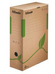Archivní boxy ECO - hřbet 10 cm / hnědá / 623917