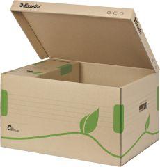 Archivní kontejnery ECO - na pořadače / s víkem / 623918