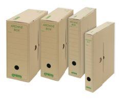 Box Emba archivní - 33 cm x 26 cm x 7,5 cm