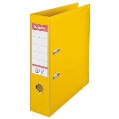Esselte pákový pořadač A4 celoplastový 7,5 cm žlutá