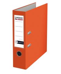 Pořadač A4 pákový Imperator - hřbet 7,5 cm / oranžový / C2530