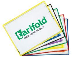 Kapsy samolepicí Tarifold - barevný mix / 5 ks