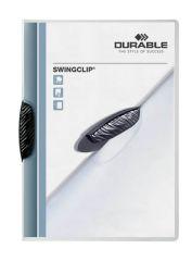 Desky A4 Swingclip - kapacita 30 listů / černá
