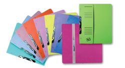 Rychlovazač A4 papírový RZP Classic - růžová