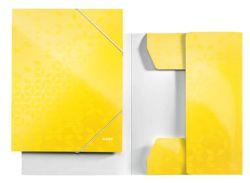Odkládací mapy WOW - žlutá