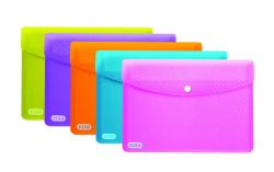 Spisové desky s drukem ELBA Urban - A6 / barevný mix