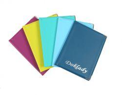 Obal na osobní doklady - UniColor / barevný mix