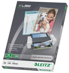Laminovací pouzdra iLam - A5 80 mic / 100 ks