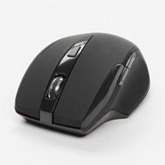 Myš LOGO Shadow bezdrátová - černá